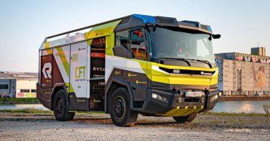 Wereldwijde primeur, eerste elektrische tankautospuit in Nederland